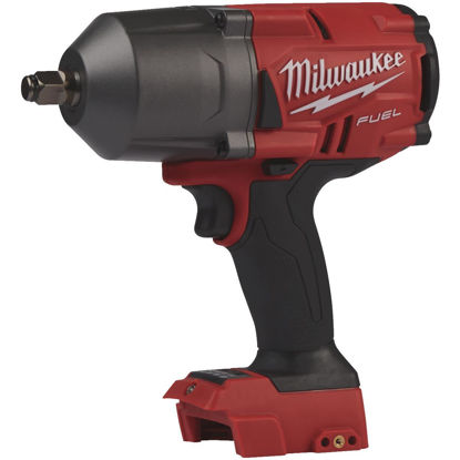 Picture of Milwaukee M18 FUEL 18 Volt Lithium-Ion 1/2 In. High Torque Cordless Impact Wrench with Friction Ring - Bare Tool