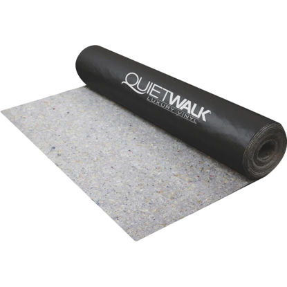 Picture of QuietWalk Luxury Vinyl 3 Ft. W x 33.33 In. L Underlayment with Vapor Barrier, 100 Sq. Ft./Roll