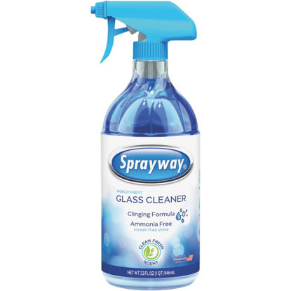 Picture of Sprayway 32 Oz. Liquid Glass & Surface Cleaner