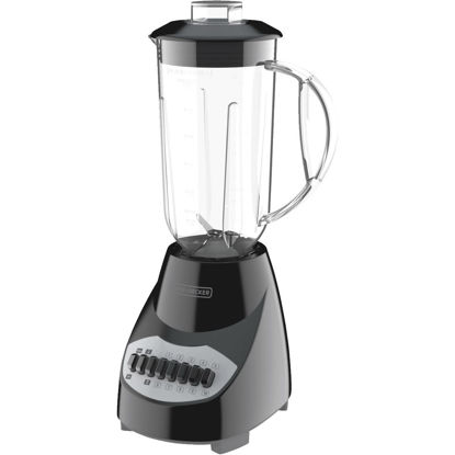 Picture of Black & Decker 10-Speed Blender With 6-Cup Plastic Jar