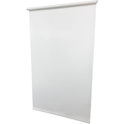 Picture of Friedland Shades 37-1/4 In. x 78 In. White Medium Light Filtering Vinyl Roller Shade