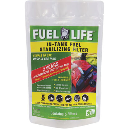 Picture of Fuel Life In-Tank Fuel Stabilizing Filter (5 pack)