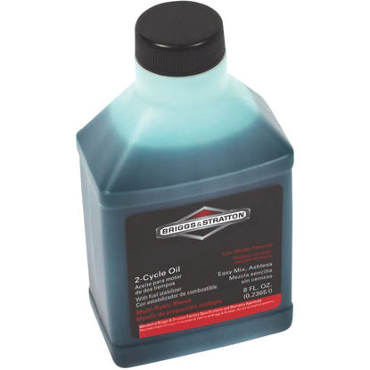 Picture of Briggs & Stratton 8 Oz. Ashless 2-Cycle Motor Oil