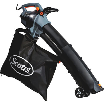 Picture of Scotts 200 MPH 410 CFM 14 Amp Corded Electric Blower/Vacuum/Mulcher
