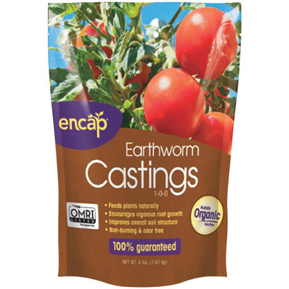Picture of Encap 4 Lb. Earth Worm Castings Soil Condtioner