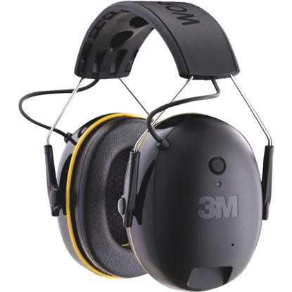 Picture of 3M WorkTunes NRR 24dB Bluetooth Radio Earmuffs