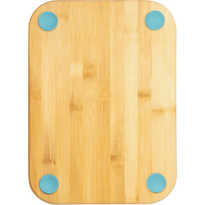 Picture of Core Natural Bamboo Nostalgia 9.5 In. Foot Grip Cutting Board