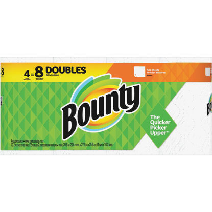 Picture of Bounty Full Sheets Paper Towel (4 Double Roll)