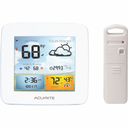 Picture of Acurite Weather Forecaster Temperature & Humidity Weather Station