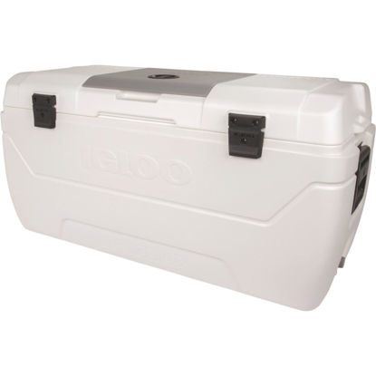 Picture of Igloo MaxCold 165 Qt. Cooler, White